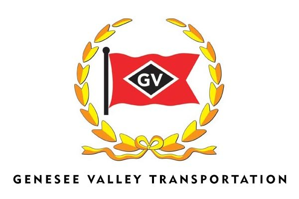 Genesee Valley Transportation (Delaware-Lackawanna, DL, Genesee and Mohawk Valley, Depew, Lancaster and Western, DLWR, Falls Road, FRR, Lowville and Beaver River, LBR, Mohawk, Adirondack and Northern, MHWA)