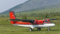 Самолет de Havilland Canada DHC-6-300 Twin Otter