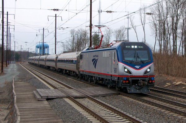 Электровоз ACS-64 (Amtrak Cities Sprinter)