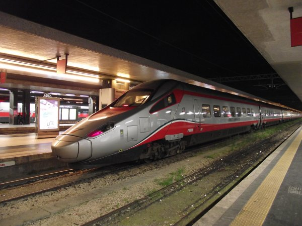 Электропоезд ETR 600 (New Pendolino)