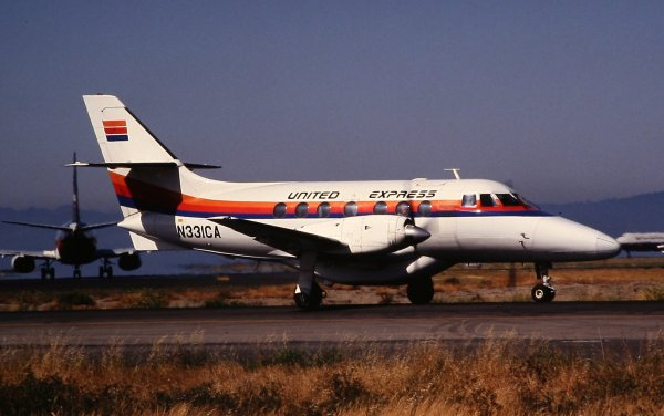 Самолет British Aerospace Jetstream 31