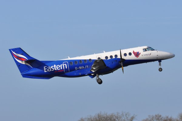 Самолет British Aerospace Jetstream 41